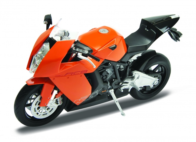 WELLY MODEL 1:10 KTM 1190 RC8
