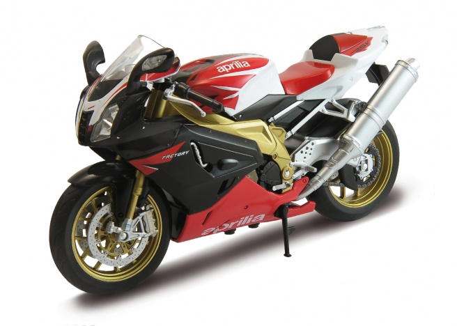 WELLY MODEL 1:10 APRILIA RSV 1000 R FACTORY