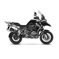 LEO VINCE VÝFUK LV-12 BMW R 1250 GS/ADVENTURE INOX BLACK EDITION
